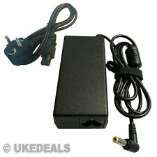 19V FOR TOSHIBA A100 A200 L40 L300 LAPTOP CHARGER ADAPTER EU CHARGEURS
