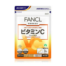 Fancl Vitamin C with Acerola 30 days supply
