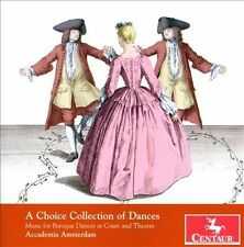 Choice Collection of Dances, New Music