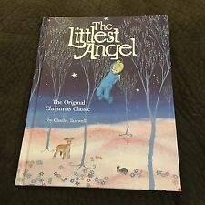 1962 The Littlest Angel Book Christmas Charles Tazewell