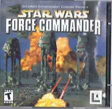 Star Wars: Force Commander (PC, 2000, LucasArts) - Free USA Shipping