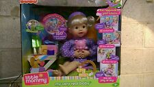 Little Mommy My Very Real Baby Doll New in Box