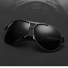 2016 Polarized Men's Sunglasses Outdoor Sports Aviator Eyewear Driving Glasses