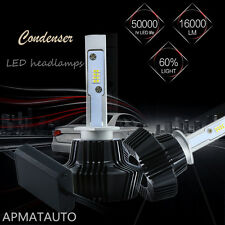 2x 880 881 160W 16000LM CREE LED Headlight Kit Light Beam Bulb 6000K High Power