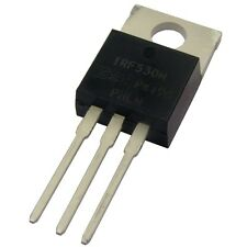 5 IRF530N International Rectifier MOSFET Transistor 100V 17A 70W 0,09R 854151