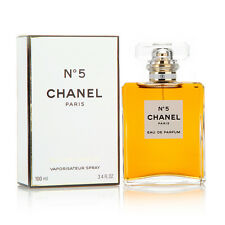 Coco Chanel No.5 - for Her Women - 5ml Refillable Travel Spray