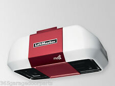 LiftMaster 8550W Garage Door Opener Elite Series DC Battery Backup W/O Rail