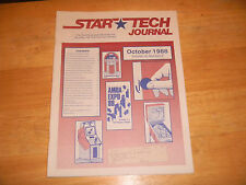 oct 1988  space shuttle party animal final lap STAR TECH JOURNAL  manual