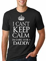 Future Dad T-shirt Keep Daddy T-shirt Baby announcement Father T-shirt New Dad