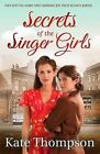 Secrets of the Singer Girls, Thompson, Kate, New Book