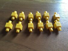 Game Of Nations Waddingtons Spare Replacement Yellow Pipes Pieces F34