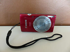 Canon IXUS 145  16,0 MP Digitalkamera - Rot