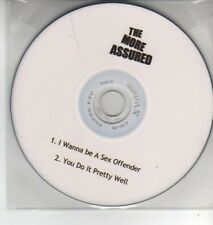 (AD278) The More Assured, I Wanna Be A Sex Off..- DJ CD