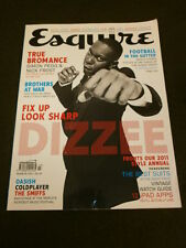ESQUIRE - Dizzee Rascal - MARCH 2011