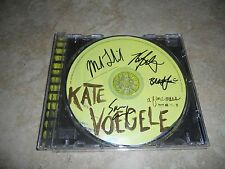 Kate Voegele A Fine Mess Band Autographed Signed x4 CD PSA Guaranteed