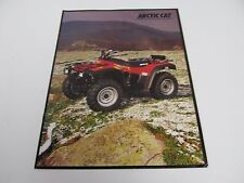"1998 Arctic Cat ""A Whole Different Animal""  ATV Catalog 4988-942"