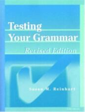 Testing Your Grammar, Revised Edition