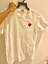 Authentic Play Comme Des Garcons T-Shirt Small