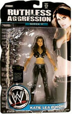 """WWE Ruthless Aggression Series 37_KATIE LEA BURCHILL 6 """" action figure_New & MIP"""