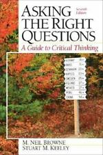 Asking the Right Questions: A Guide to Critical Thinking, Seventh Edit-ExLibrary