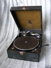 Antique Vintage Odeon Model 9102 Gramophone Record Player *like Columbia , HMV*