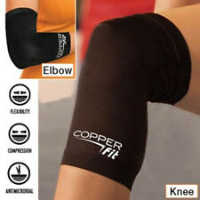 Sports Knee Support Compression Leg Brace Joint Pain Relief Fitness Copper Fit