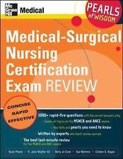 Medical-Surgical Nursing Certification Examination Review (2007, Paperback)