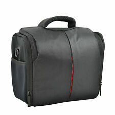 Black Camera Shoulder Bag Case For Canon EOS 60D 60Da 50D 40D 1100D 1000D