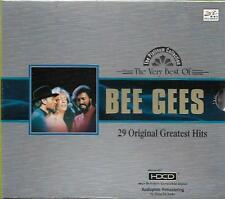 The Very Best of Bee Gees 29 Original Greatest Hits CD HDCD NEW