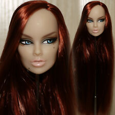 Fashion royalty True Royalty Vanessa Perrin doll head only