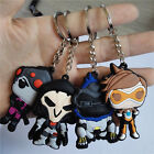 Overwatch Game Keychain Tracer Reaper OW key chains Blizzard Entertainment