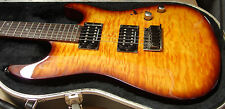 2005 Fender KOREA Showmaster QMT(Quilt Maple Top) Tobacco Sunburst 8lb 13oz