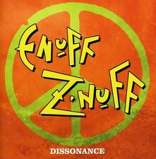 Dissonance - Enuff Z Nuff (2010, CD NEUF)