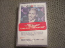 SEALED RARE OOP Best Of Billy Vera & The Beaters CASSETTE TAPE REO Speedwagon !