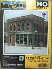 The Other Corner Cafe DPM Building Kit HO Scale Structure #11500 Model Trains