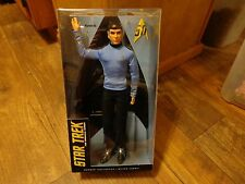2016 MATTEL BARBIE COLLECTOR--STAR TREK--SPOCK DOLL (NEW) BLACK LABEL