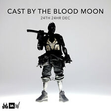 1/6 3A-Dark Da Ninja Shadow Blood moon Ashley Wood ThreeA Meta-popbot TK opened
