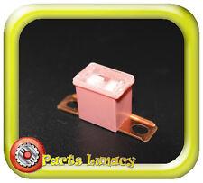 Fusible Fuse Link Male L Short Leg 30 Amp Pink - PARTS LUNACY