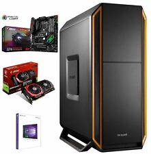 Gamer PC Intel i7 7700K MSI Carbone Jeux X GTX 1080 8G 64GB M.2 SSD 2TB