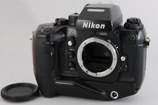 【Excellent+++++】 Nikon F4s 35mm SLR Camera body + MB-21 from japan #402