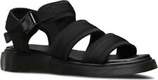 New Dr. Martens Effra Tech 2-Strap Men Sandals Sz 10 blk