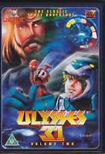 Ulysses 31 volume two - 9 episodes R2 DVD