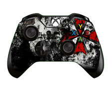Skin Sticker Decal Cover for Microsoft Xbox One Controller Evil