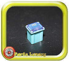 20 AMP Light Blue ULTRA MICRO Fusible Link Fuse FOR 2015 Mazda BT50 UF