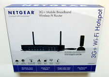 Netgear MBRN3000 3G+ Mobile Broadband Wireless-N Router