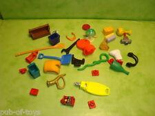 Playmobil: lot de petites pièces pour personnage playmobil /  figure
