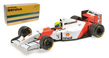 Minichamps McLaren Ford MP 4/8 1993 - Ayrton Senna 1/18 Scale