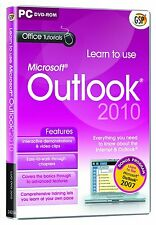 Aprender a Uso Outlook 2010 (PC-CD) NUEVO PRECINTADO