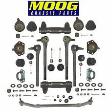 Buick Chevrolet Front End Steering Rebuild Package Kit with Central Link MOOG