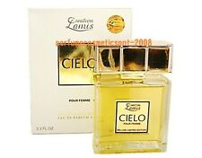 CIELO POUR FEMME by CREATION LAMIS FOR WOMEN 3.3 OZ / 100 ML EAU DE PARFUM SPRAY